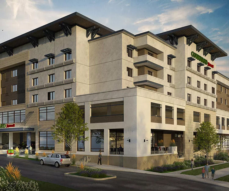 First Redwood City Hotel in 15 Years to Open Its Doors
