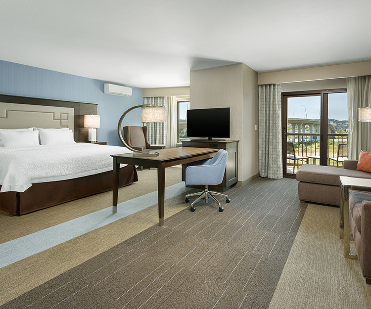 Hampton Inn & Suites Napa Awarded LEED Green Building Certification