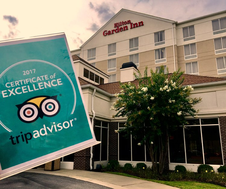 OTO Portfolio Earns 45 TripAdvisor Certificates of Excellence