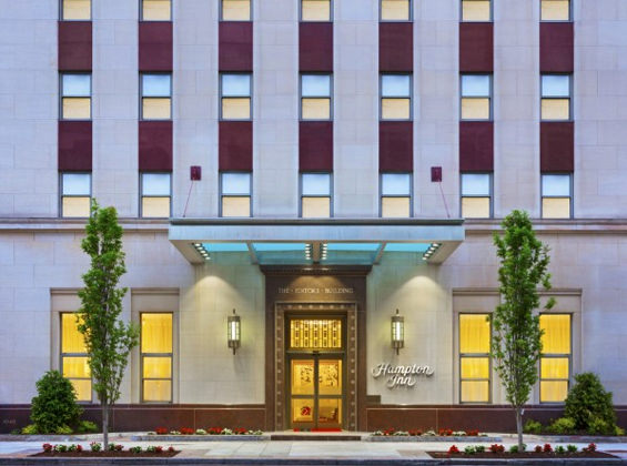 Hampton Inn Washington DC / White House