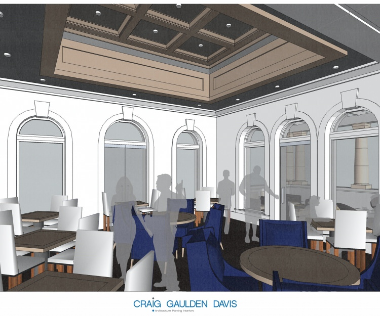 AC Hotel Spartanburg Announces Rooftop Restaurant Partner