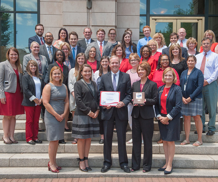 OTO Development Recognized as an American Heart Association Platinum Fit-Friendly Worksite