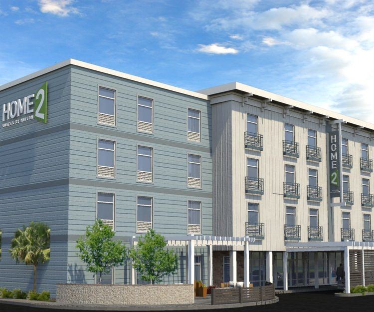Oto development 39 s first home2 suites by hilton opens in mt for Homes 2