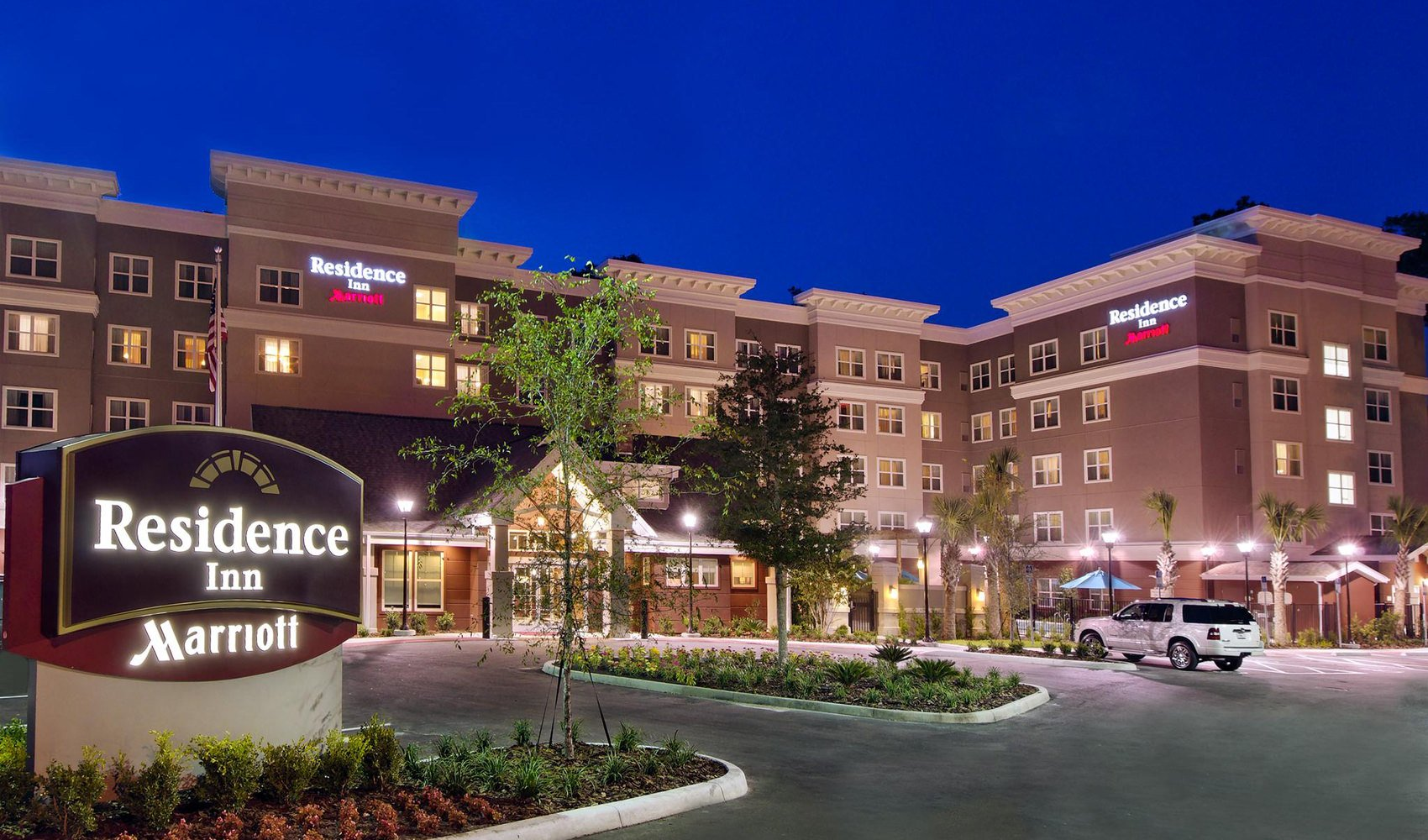 Gainesville's Green Residence Inn