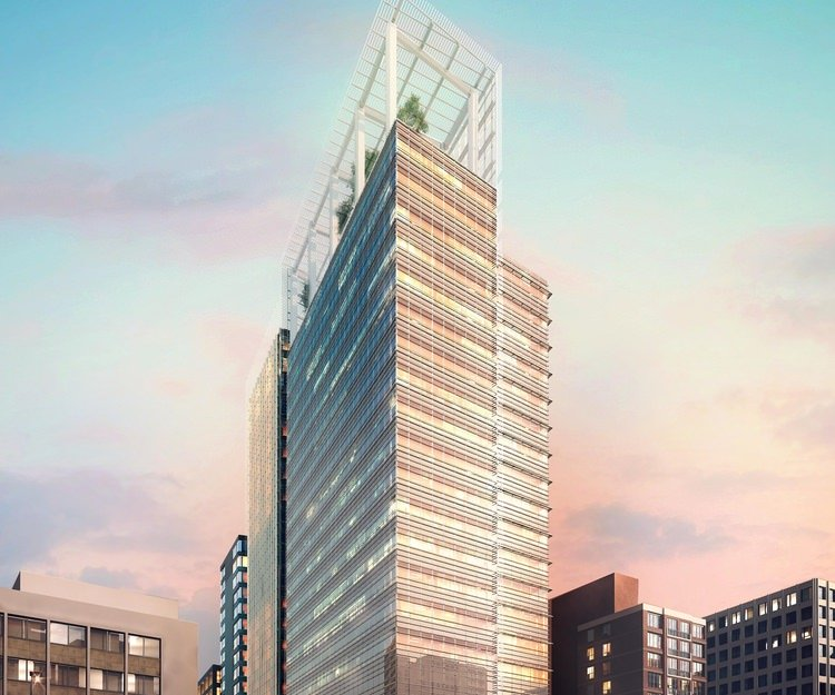Plans Announced for AC Hotel Bethesda at Avocet Tower