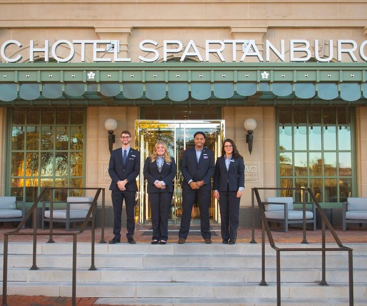 European-inspired AC Hotel Brings 'A New Way to Hotel' to Spartanburg