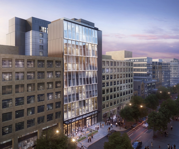 Bringing 'A New Way to Hotel' to DC's Golden Triangle