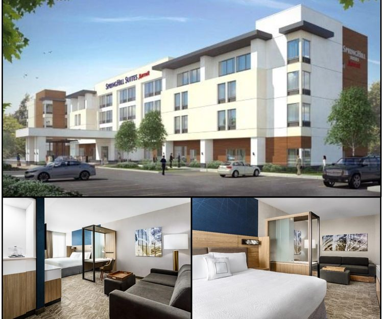 SpringHill Suites in Belmont CA Welcomes First Guests
