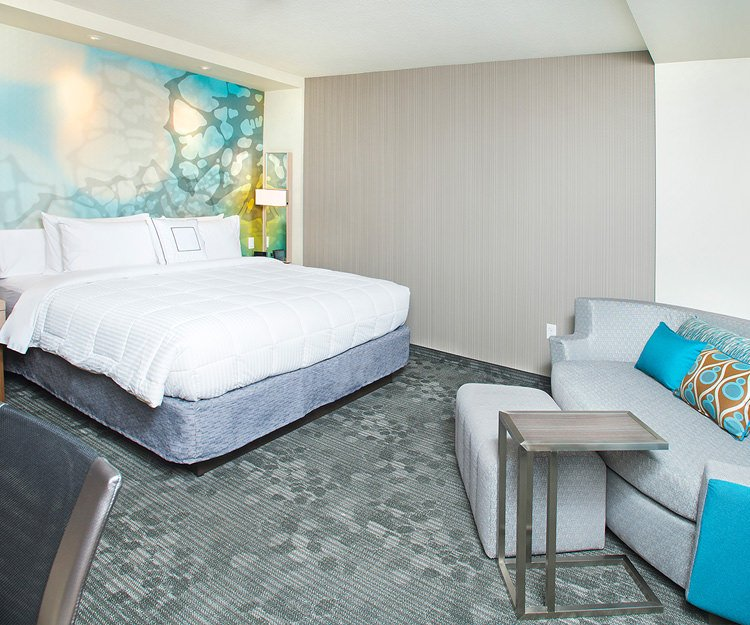 Courtyard by Marriott Redwood City Now Open