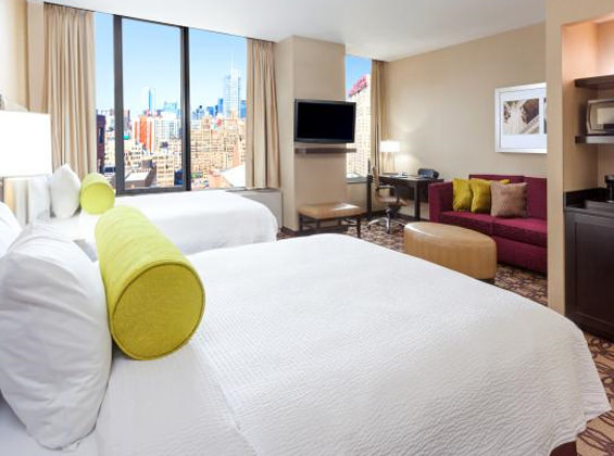 Fairfield Inn & Suites - New York Midtown Manhattan / Penn Station