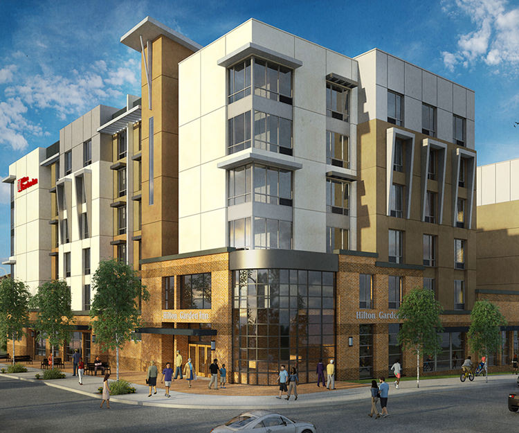 Oto Development Opens New Hotel In Downtown Burbank Ca Oto Development