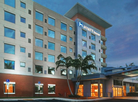 Hyatt House Fort Lauderdale Airport - South
