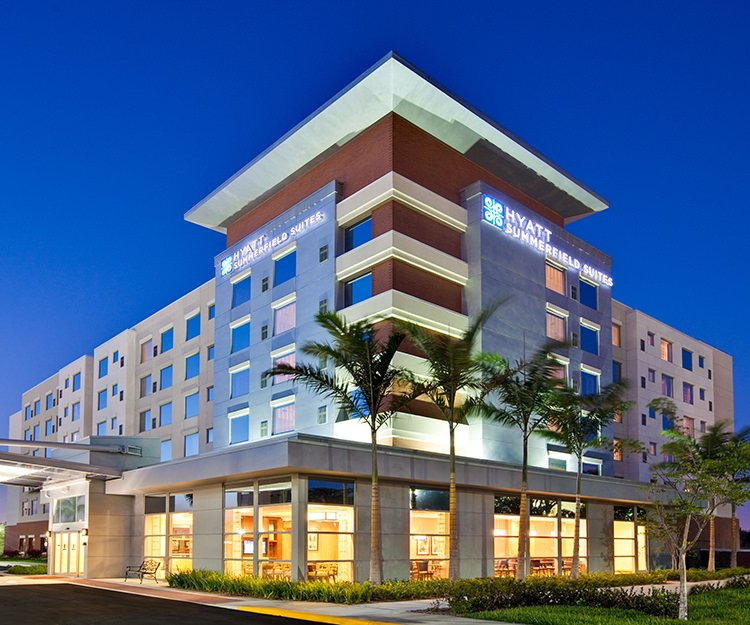 Spartanburg firm opens Hyatt in Florida